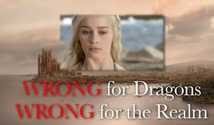 'Game of Thrones' Gets the Super PAC Treatment