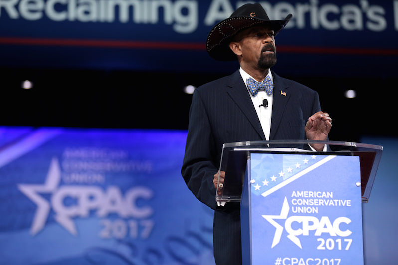 The Danger of Having David Clarke in a Top Post at the Department of Homeland Security
