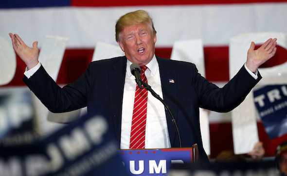 Trump Is No Heir to Reagan, or Even Nixon: He's a New, and Vile, Kind of American Politician