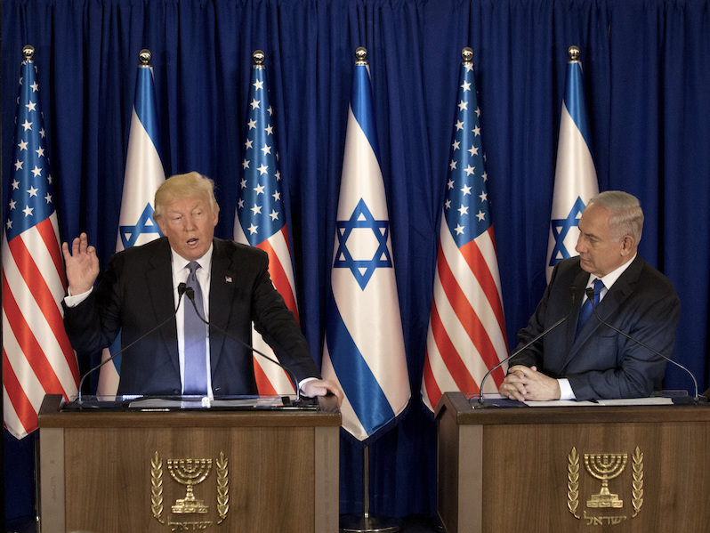Two Views on Trump and the Israel Reality
