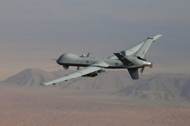 Killer Drones and the Militarization of U.S. Foreign Policy