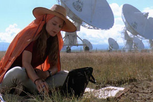 Jodie Foster Helps Fund the Search for Alien Life