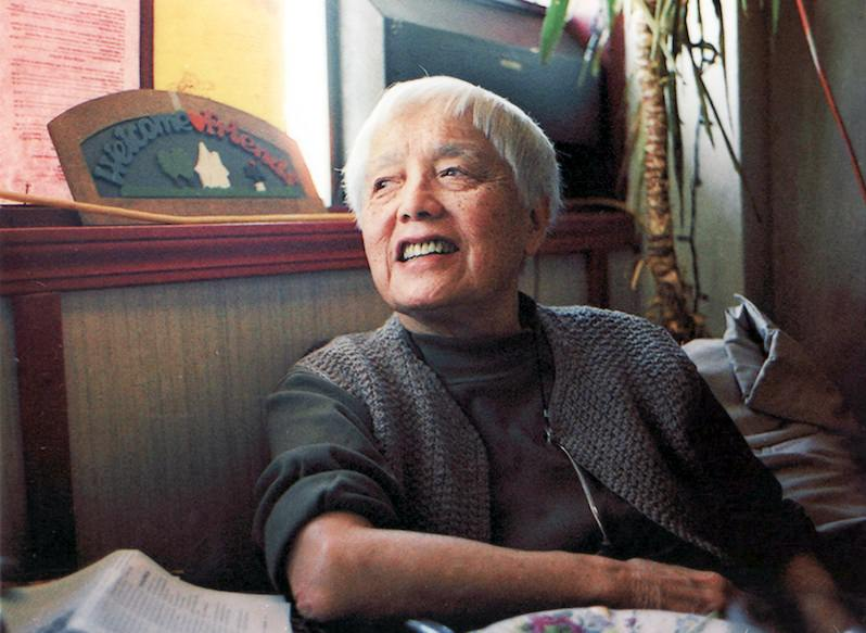 Grace Lee Boggs: A Century of Grass-Roots Organizing