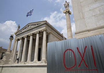 Greece Nearing Financial Collapse Against Looming IMF Deadline