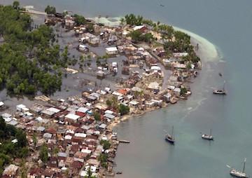 Hurricanes Wreak Economic Havoc as World Warms