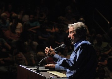 Tom Hayden Article Endorsing Hillary Clinton Produces a Flood of Angry Responses