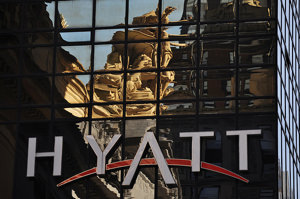 Hyatt Turns Up the Heat on Unionized Protesters