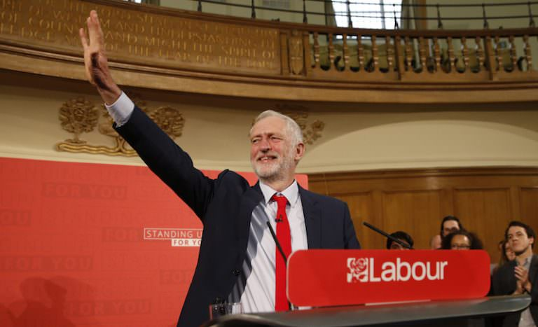 Jeremy Corbyn's Labour Party Is a Beacon in These Blighted Times