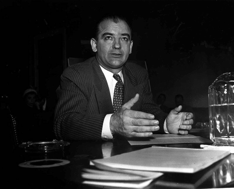 Beware of the New McCarthyism