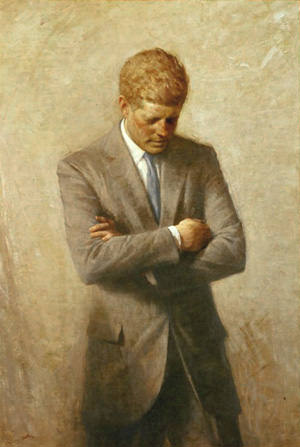 What It Was Like to Be John F. Kennedy