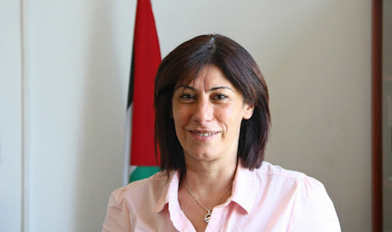 Truthdigger of the Week: Khalida Jarrar