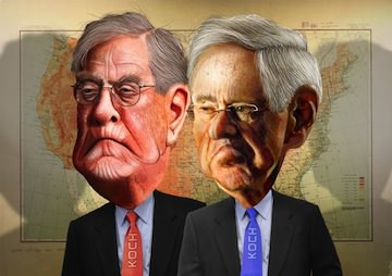New Emails Reveal Friendship of Koch Lobbyists and Financial Regulators