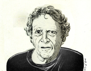Mr. Fish in Conversation With Paul Krassner: The Politics of Being a Smartass