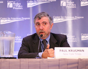 Ignore the Downgrade, Krugman Says