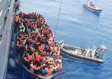 How Europe Risks Losing Its Humanity in the Migrant Crisis
