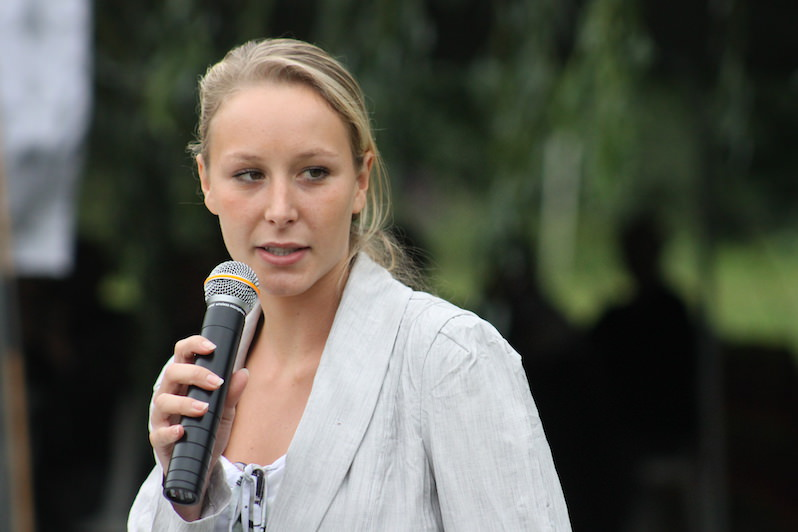 The Le Pen Clan's Youngest Aspirant Bows Out of Politics