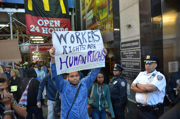 New York AG Forces McDonald's Franchise Owner to Pay Up for Violating Wage Laws