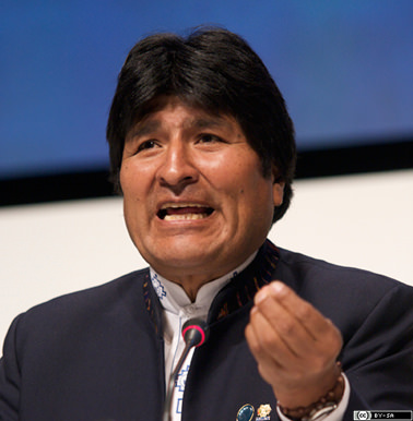 Bolivian President Says Frankenfood Threatens Men's Manhood