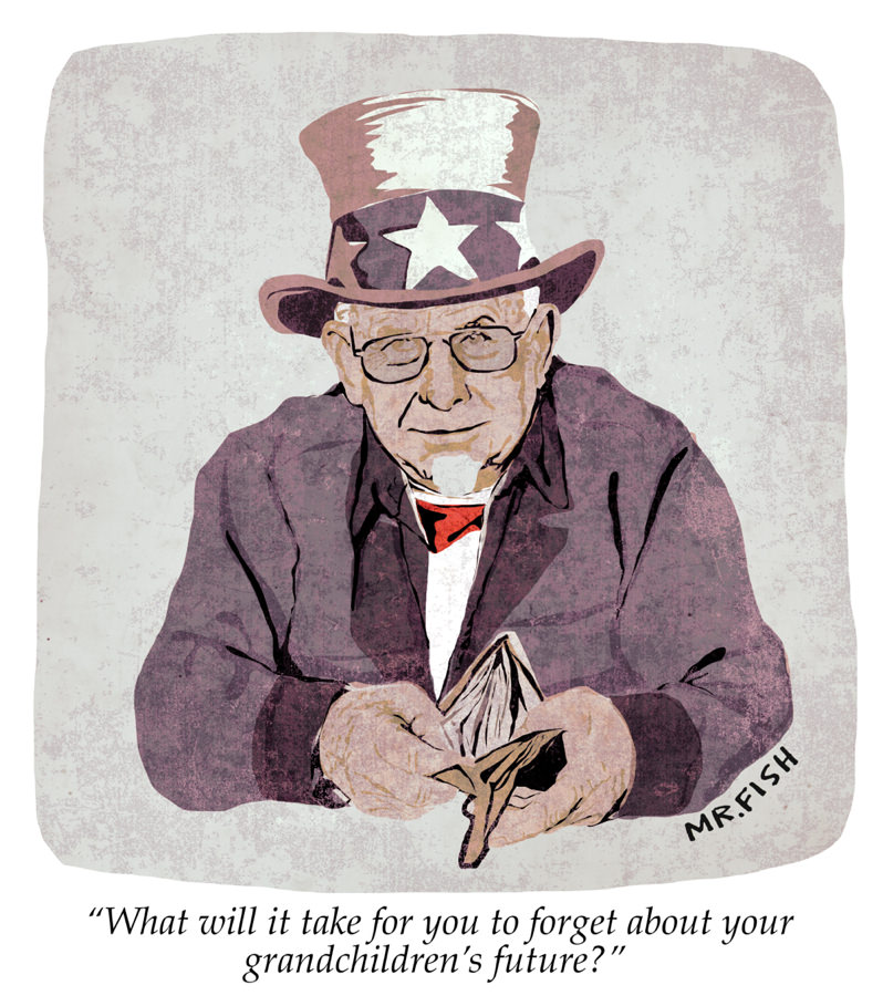 A Message from Your Good Ol' Uncle Sam