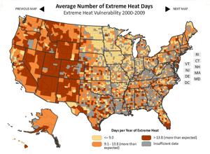 Picturing Climate Change in Your County