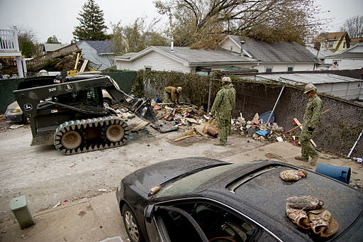 Climate Worries Insurers and Military