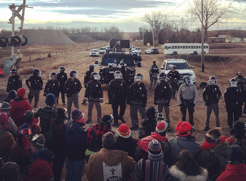 NoDAPL and the Water Protector Movement
