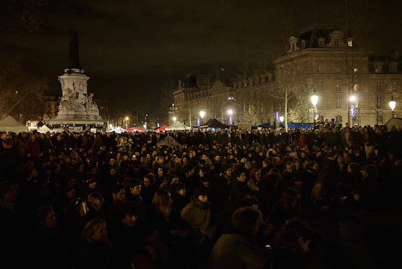 Two Weeks Into a Major Uprising, French Activists Still Staying 'Up All Night'