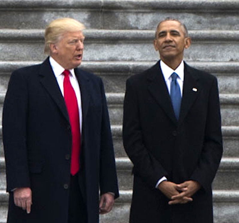 One Thing That Trump and Obama Agree On - Truthdig