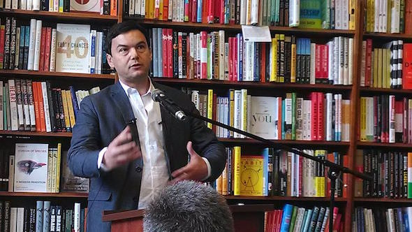 Piketty on Germany's Hypocrisy: It 'Has No Standing to Lecture Other Nations'