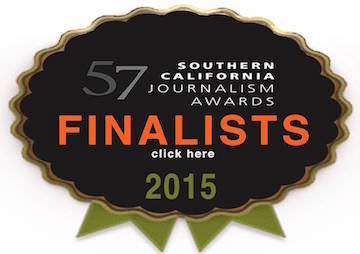 Truthdig Nominated for 14 Southern California Journalism Awards