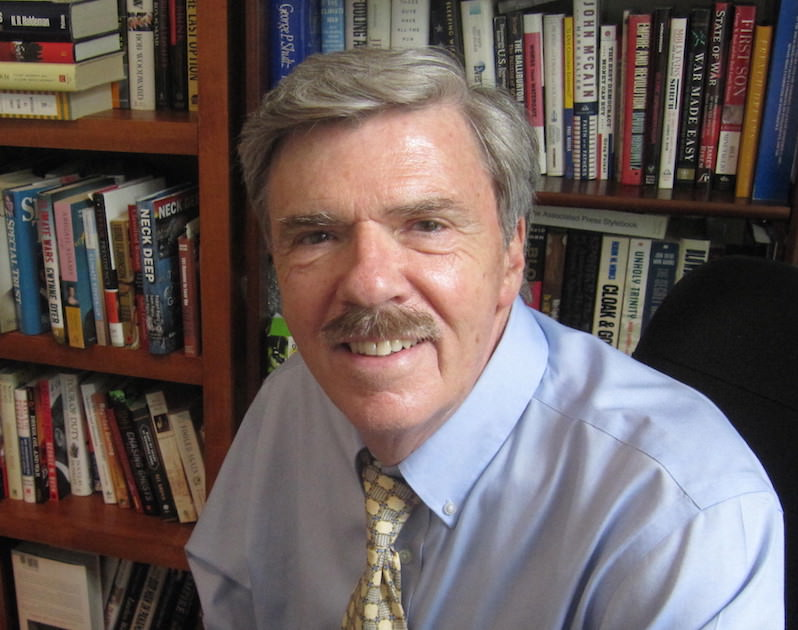 Robert Parry Wins 2017 Martha Gellhorn Prize for Journalism