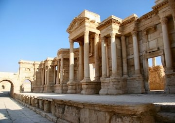 Historic Syrian City of Palmyra Falls to Islamic State