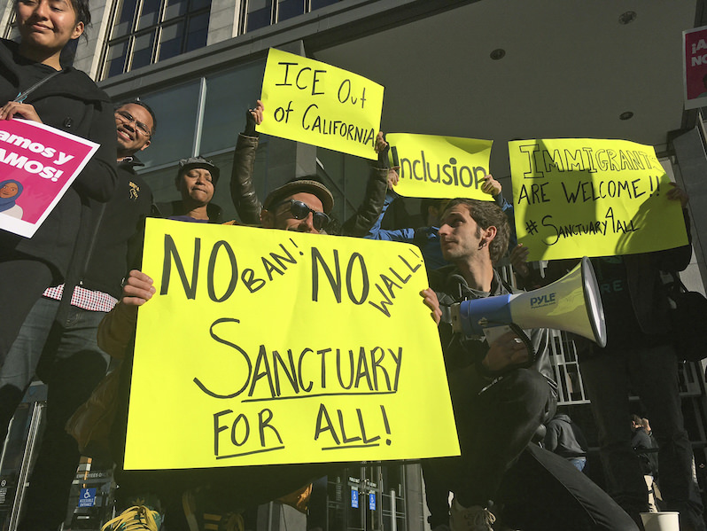 Justice Department Sets June 30 Deadline for Compliance From 'Sanctuary Cities'