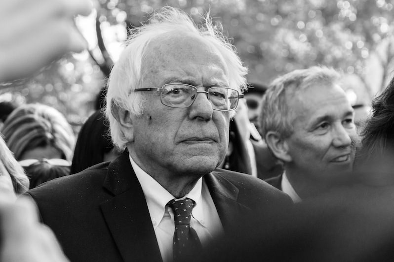 Bernie Sanders Is Rallying Supporters for a 'Pivotal Moment'