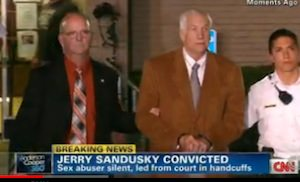 Sandusky Found Guilty