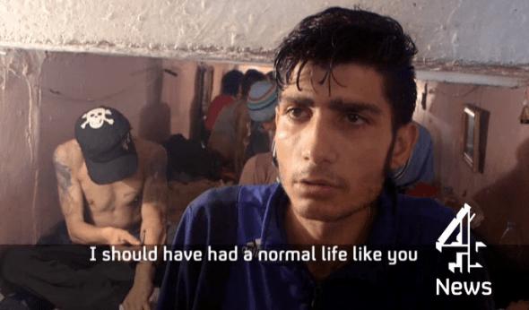 A Living Hell Beneath Romania's Capital