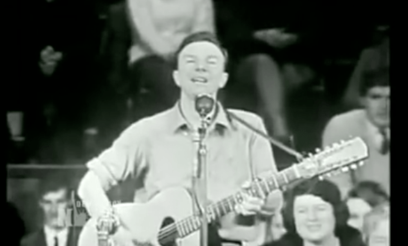 Spend Independence Day with Pete Seeger and Frederick Douglass