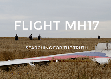 Flight MH17: Searching for the Truth of a War Crime