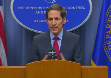 Ebola: CDC Director Sees Progress From Dallas to Africa