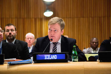 Iceland Prime Minister Sigmundur David Gunnlaugsson Resigns After Being Named in Panama Leaks