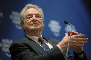 Soros Sounds a Warning on the Future of EU
