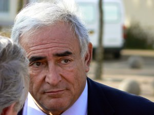 Strauss-Kahn Is a Free Man