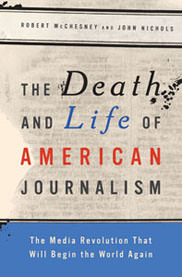 Chris Hedges on 'The Death and Life of American Journalism'