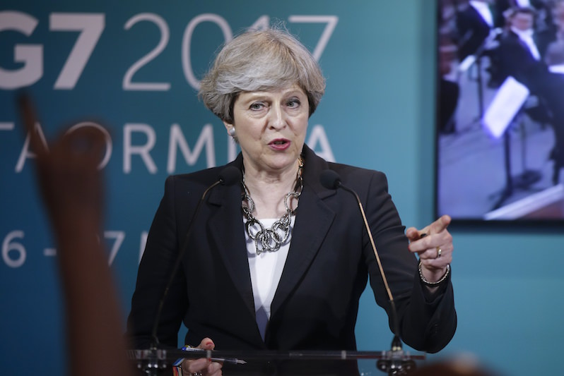 What Did Theresa May Know About the Manchester Bomber?