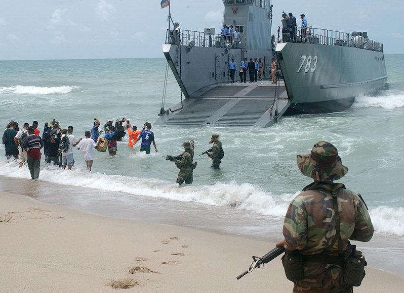 How U.S. Military Bases Back Dictators and Military Regimes