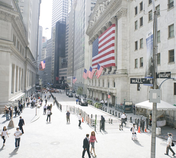 Image result for wikimedia commons wall street