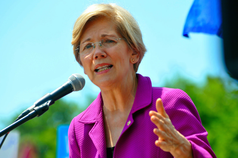 Elizabeth Warren on 'Conservative' Obamacare and Why 'the Next Step is Single-Payer'
