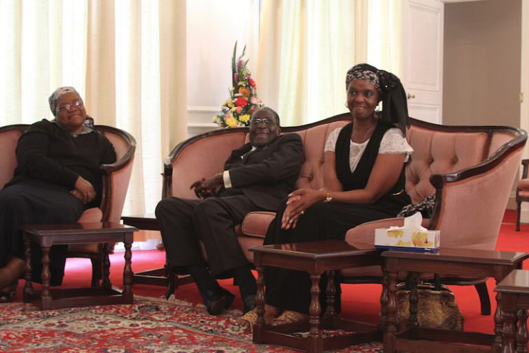 Ascendance and Disruption in Zimbabwe, a Tale of Two Political Women