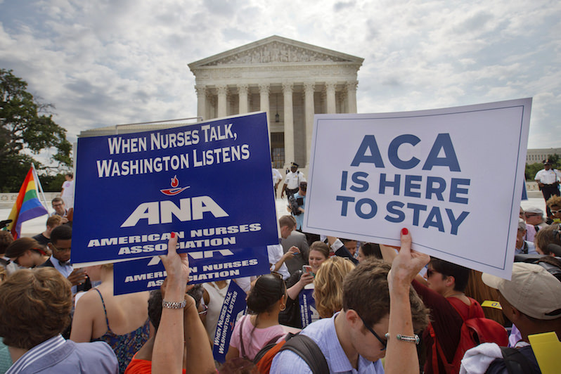 Obamacare: Not Perfect, But 'Here to Stay'