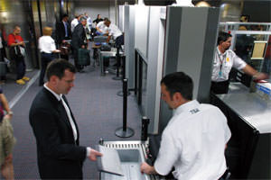 Airport Security Fails to Catch Bomb Components